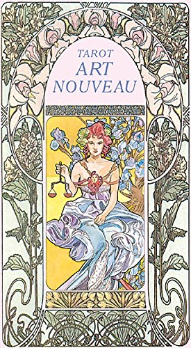 01-Tarot Art Nouveau