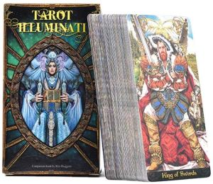 01-Tarot Illuminati Kit