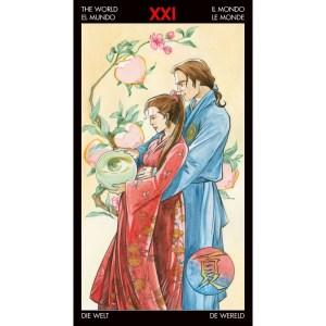 11-Tarot Manga