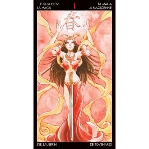 04-Tarot Manga