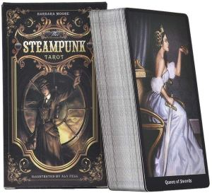 01-Tarot Steampunk