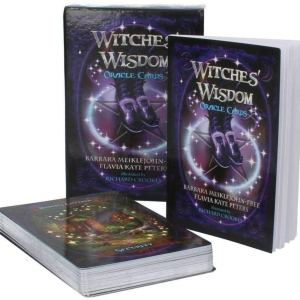 01-Witches Wisdom Oracle Cards