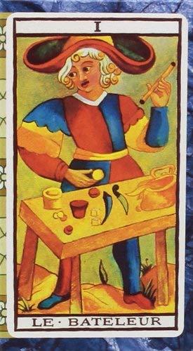 03-Tarot de Marsella