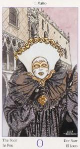 Tarot of Casanova  El Loco