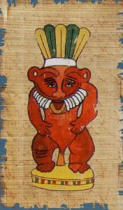 Tarot of Cleopatra  El Loco