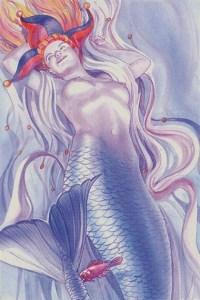 Tarot of Mermaids  El Loco