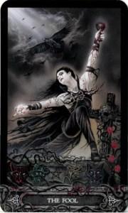 Tarot of Vampyres  El Loco