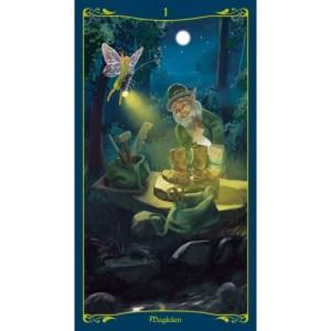 08-Tarot of the Celtic Fairies