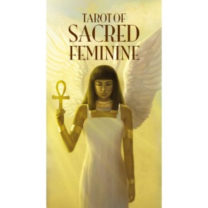 Tarot of the Sacred Feminine  El Loco