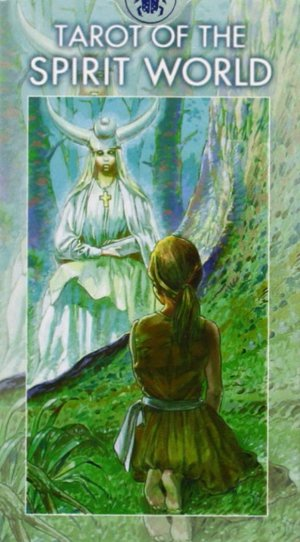 Tarot of the Spirit World  El Mago