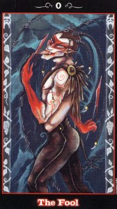 Tarot of the Vampires  El Loco