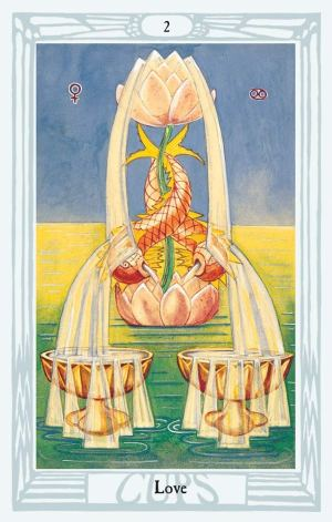 04-Thoth Tarot Aleister Crowley