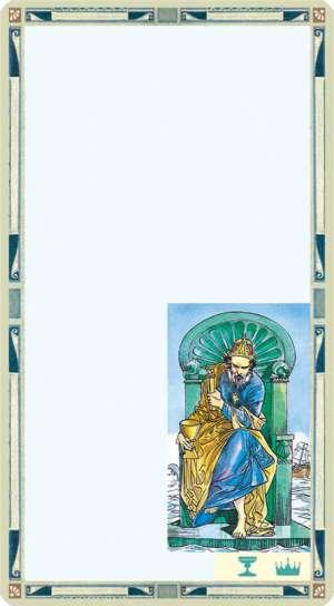 02-Universal Transparent Tarot