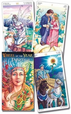 01-Wheel of the Year Tarot