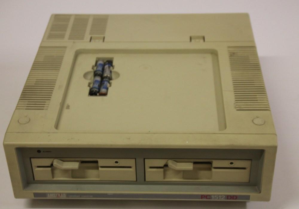 Ordenador personal 512K AMSTRAD