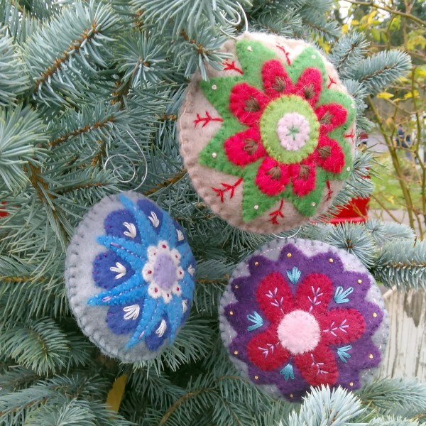 christmas ornaments sewing # 59