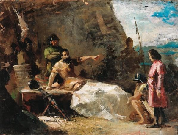 El Cid y los Condes de Barcelona.