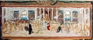La Cultura Española a través de los tiempos (boceto)