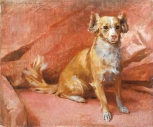 El perro del pintor