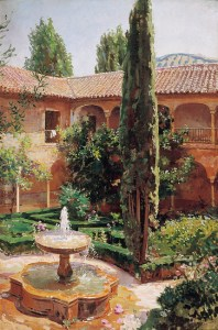 Patio de la Alhambra