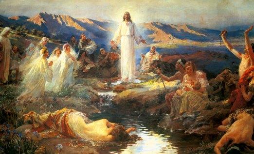 Jesús, Manantial de Amor
