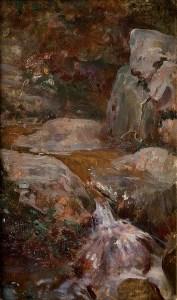 Monasterio de Piedra, rocas