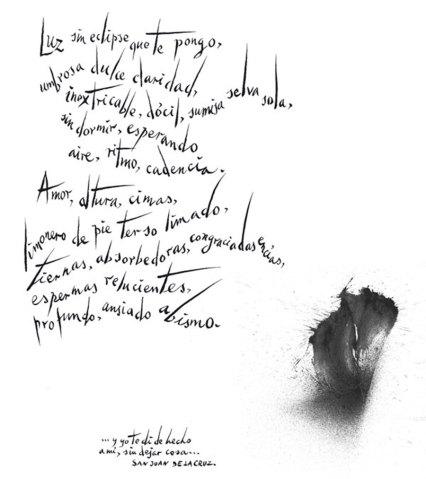 Diálogo entre Rafael Alberti y Manuel Rivera. Exposiciones Museo Gustavo de Maeztu