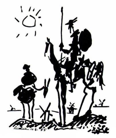 """Taller Molinos de Viento. Iniciación bibliográfica literaria entorno a la obra  """"DON QUIJOTE DE LA MANCHA"""". Museo Gustavo de Maeztu."""