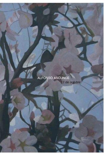 Alfonso Ascunce. 11 de octubre. Catálogos museo Gustavo de Maeztu