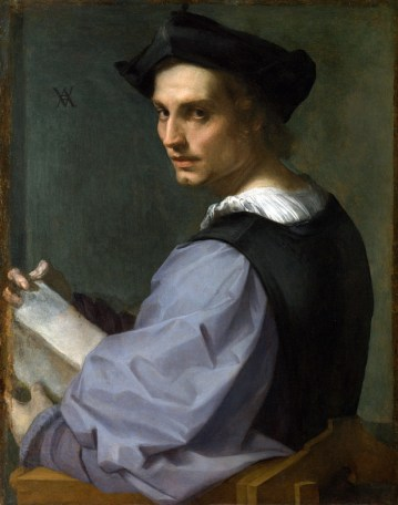 Andrea_del_Sarto_-_Portrait_of_a_Man