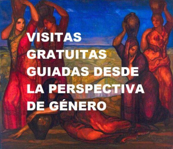 """PROYECTO """"DESCUBRE EL MUSEO"""".                                                             VISITAS GRATUITAS CONCERTADAS DESDE LA PERSPECTIVA DE GÉNERO"""
