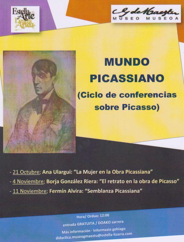Ciclo de Conferencias sobre Picasso