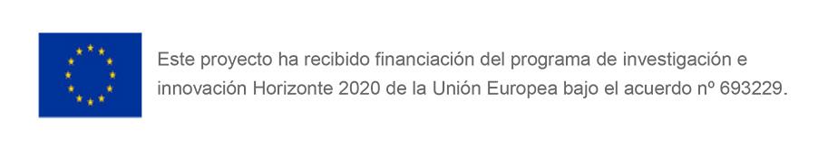 Este proyecto ha recibido financiación del programa de investigación e innovación Horizonte 2020 de la Unión Europea bajo el acuerdo nº 693229.
