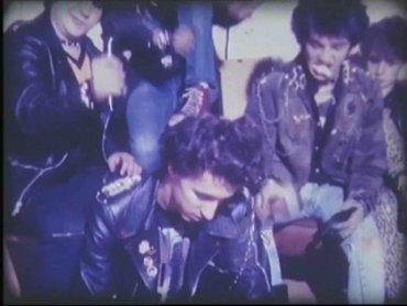 José Ramón Da Cruz (Grupo TAU: Da Cruz, Valdés y Cebrián). Gran Puk. Vídeo, 1982. Cortesía de José Ramón Da Cruz