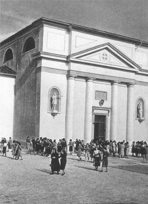 La chiesa arcipretale di Salzano (Venezia)