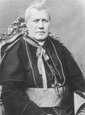 Mons. Giuseppe Sarto cardinale patriarca di Venezia (1893-1903)