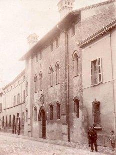 Palazzo Sforza (immagine di archivio)