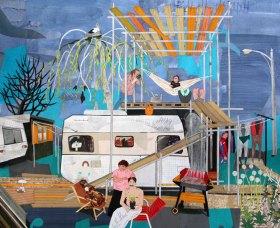 Giovanni Lanzoni - Contemporary camping