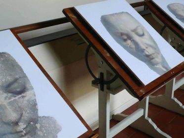 Olivia Marani – Selvatico TRE – Il buco dentro agli occhi o il punto dietro la testa – Cotignola Museo Civico Luigi Varoli
