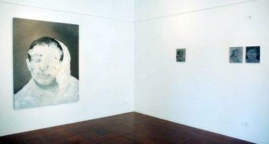 Lorenzo Di Lucido – Selvatico TRE – Il buco dentro agli occhi o il punto dietro la testa – Cotignola Museo Civico Luigi Varoli