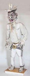 2009, Il cow boy bianco, La diaspora degli abitanti dell'arti e mestieri