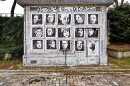 """Collettivo FX """"Distributore non automatico di coraggio"""", Cotignola, 2015"""