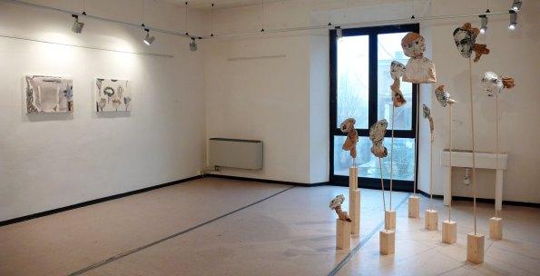 Andrea Ghetti, Vittorio D'Augusta, e bianca, Massa Lombarda, Museo Civico Carlo Venturini e Centro Giovani JYLRegni bambini