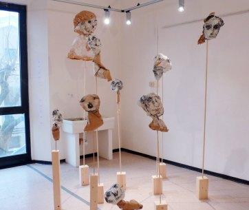 Andrea Ghetti, e bianca, Massa Lombarda, Museo Civico Carlo Venturini e Centro Giovani JYLRegni bambini