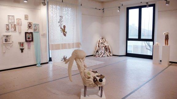 PomeloFabiana Guerrini, e bianca, Massa Lombarda, Museo Civico Carlo Venturini e Centro Giovani JYLRegni bambini