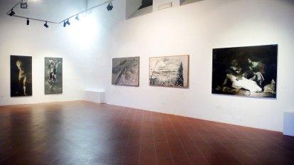 Mattia Moreni – Nicola Samorì / La disciplina della carne – FAR Fabbrica Arte Rimini