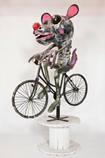 2009, Un ciclista eroico d'altri tempi, La diaspora degli abitanti dell'arti e mestieri