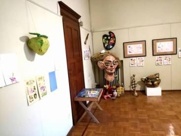 La Mela Mascherata / Martoz / Palazzo Pezzi Cotignola / Canicola Bambini / 5-11 giugno