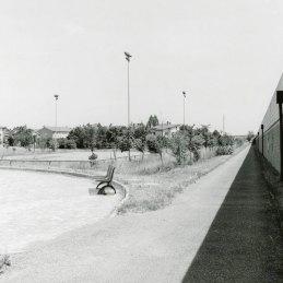 n. 60 Cesare Ballardini, TAV. Fontanellato, 3 giugno 2009, Stampa fotografica ai sali d'argento, 20,2X25,2 cm su carta 24X30,5 cm