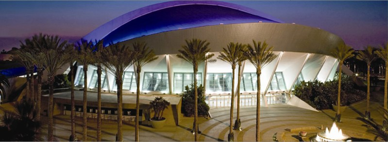 AV Rentals for tradeshows at the Anaheim Convention Center